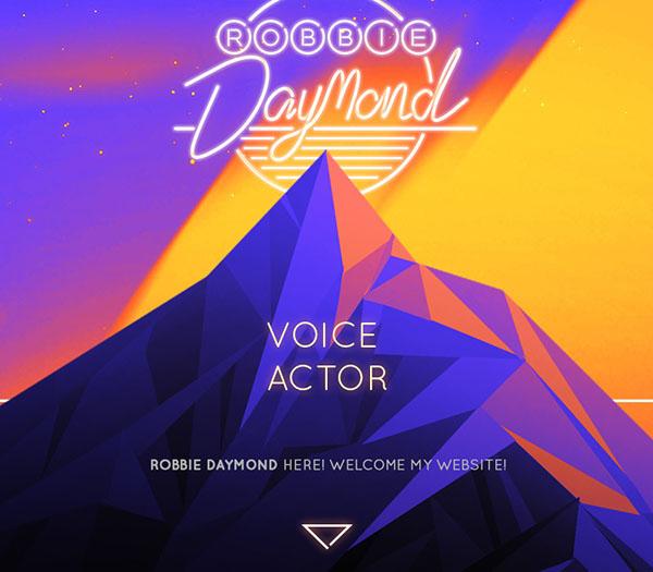 RobbieDaymond.com